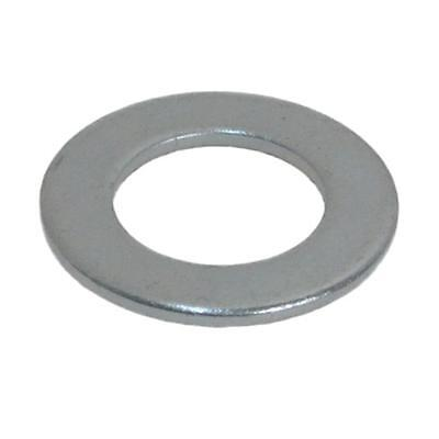 "Flat Washer 1"" x 1.7/8 x 14g Imperial Round Steel Zinc Plated"