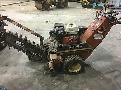 DITCH WITCH 1030H Walk Behind Trenchers
