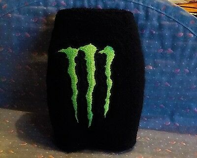 Monster Energy Cloth Wrist Bands S - L fit