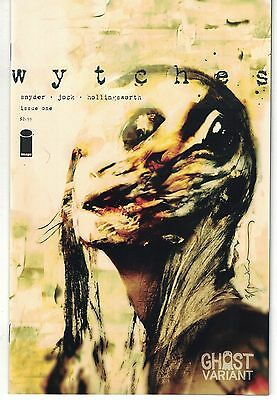 WYTCHES # 1   Ghost VARIANT by Sienkiewicz   Jock  Image Comics