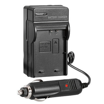 Neewer 4 In 1 Battery Charger Kit for Canon LP-E10 Battery