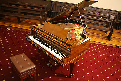 Grand Piano by Julius Feurich, circa 1885