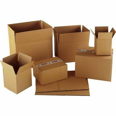 Brown Cardboard Boxes Gift Box Packaging - Many Sizes