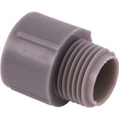 Carlon 626277 Pvc Conduit Male Adapter 1-1/4 In. NEW