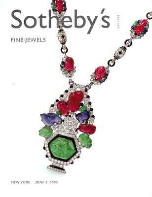 Sotheby's Fine Jewels New York