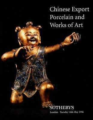 Sotheby's Chinese Export Porcelain & Works Of Art