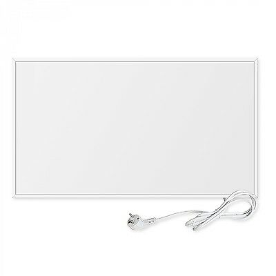 450 W Power Infrared Heating Panel electric Radiant Heater Frame energy saving
