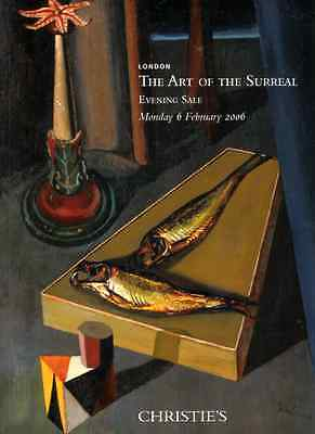 Christie's The Art Of The Surreal  ( Oversized )