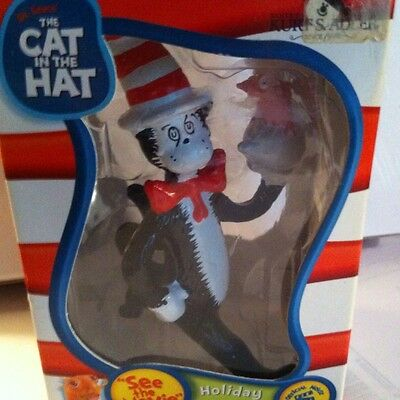 Dr Seuss The Cat In The Hat Ornament 2003