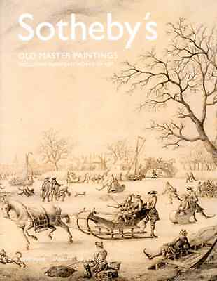 Sotheby's Old Master Paintings Including European Works Of Art