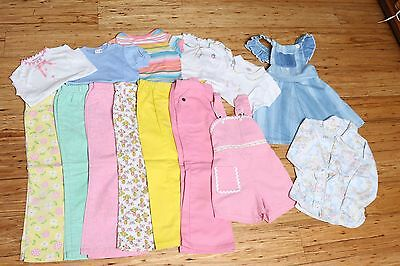 EUC Vintage Health-Tex JCP Girls Pastel Colors Back to School U-Pick sizes 6-7