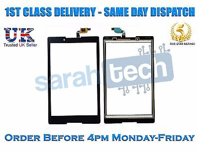 """New Lenovo TAB A8-50 A8-50F A8-50LC LTE 8"""" Tablet Touch Screen Digitizer Black"""