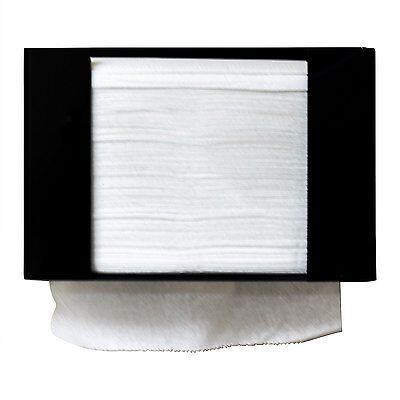 Oasis Universal Paper Towel Dispenser Holds 250 - Wall Mount Or Countertop