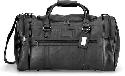 Gemline Large Executive Travel Bag - Black (One)