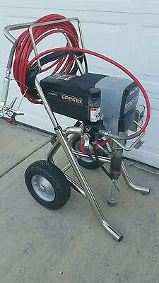 TITAN, SPRAYTECH EP2510, ELECTRIC AIRLESS PAINT SPRAYER, Speeflo, Wagner