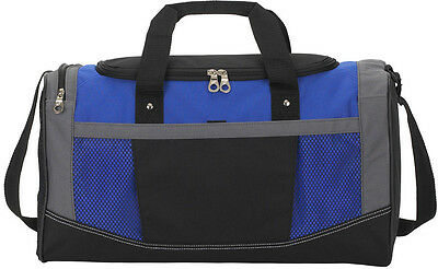 Gemline Flex Sport Bag - Royal (One)