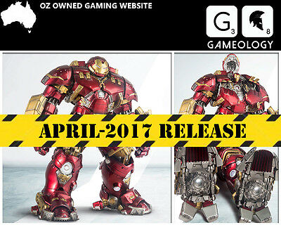 (PREORDER) COMICAVE Omni Class - Ironman 1/12 Scale Hulkbuster - 75% die-cast me