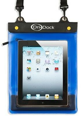 Dridock Ipad Underwater Waterproof Cover Will suit all I Pad's and Most Tablets
