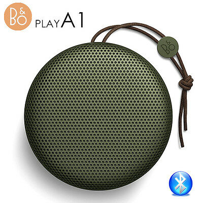 Bang & Olufsen, B&O, BeoPlay A1 (Green) - portable Bluetooth 4.2 loudspeaker