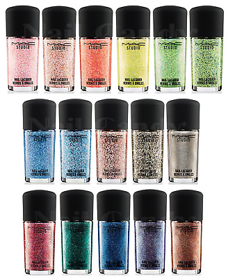 MAC NAIL LACQUER Nail Polish Full Size * CHOOSE COLOR * NEW IN BOX ...