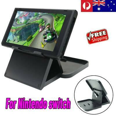Portable Fold-able Height Adjustable Play Stand for Nintendo Switch Gamepad