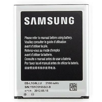 Brand New Replacement Battery For SAMSUNG GALAXY S3 S 3 SIII i9300 2100mAh