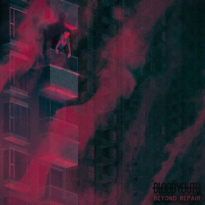Blood Youth - Beyond Repair - New Cd Album