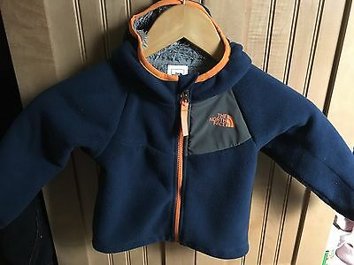 Infant Baby Boy The North Face Fleece Jacket