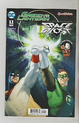 Dc Comics Green Lantern Space Ghost #1 May 2017 1St Print Nm