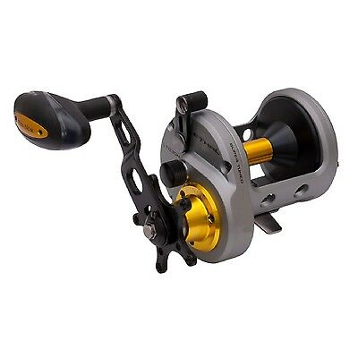 Fin-Nor Lethal Star Drag Conventional Reel 6.2:1 LTC20