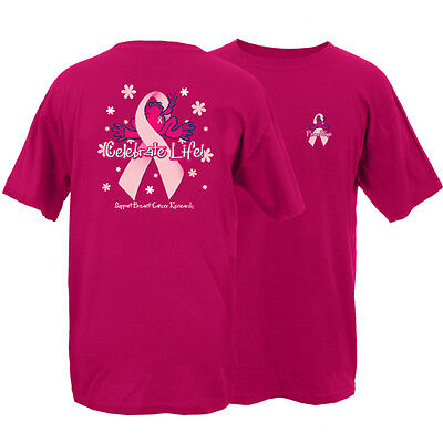 New Peace Frogs Cranberry Breast Cancer Xx-Large Adult T-Shirt