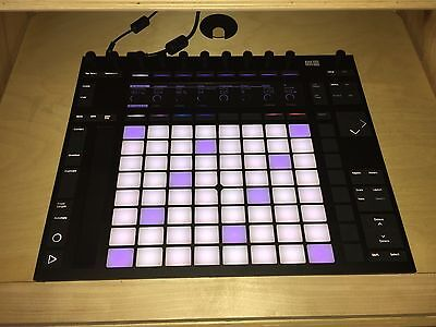 Ableton Push 2 - MIDI Controller with Ableton Live Lite Software