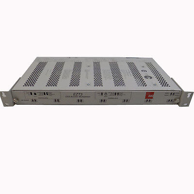 ADC EZT3 DS3 Access Multiplexer Wide Bank 28 Carrier 28-Ports T-1 AMI, B8ZS