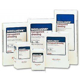 Bioclusive Plus Transparent Film Dressing ''4 x 5 , Pack of 10'' *SHIPS FREE!*