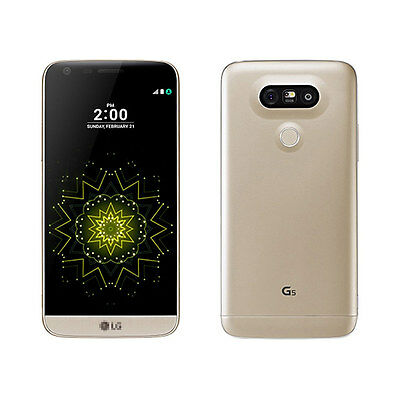 Gold 1:1 Size Dummy Non Work Toy Fake Cell Phone Model Display Case For LG G5