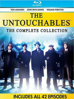 The Untouchables: The Complete Collection [New Blu-ray] Boxed Set