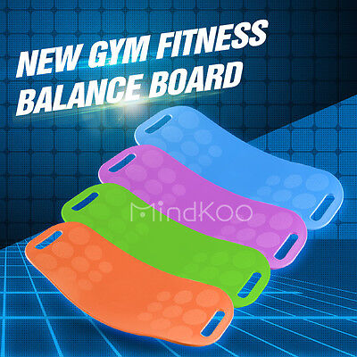 Workout Board Balance Sport Gym Fitness Trainer Home Exercise Board Turnboard US