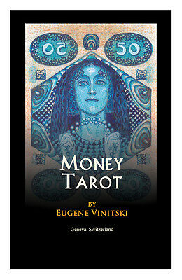 Money Tarot Deck. Set of 78 Cards for Financial Fortunetelling.