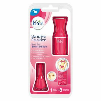 Veet Sensitive Precision Beauty Styler Bikini Edition Intim Trimmer Rasierer