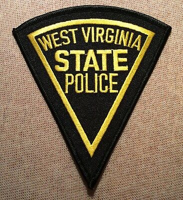 WV West Virginia State Police Patch