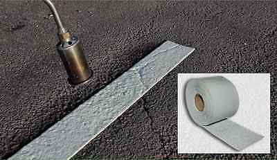 White Line Road Marking Carriageway Parking 5m x 100mm RELECTIVE Torch-On
