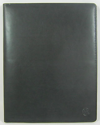 New Genuine Vw Merchandise A4 Black Conference Document Holder
