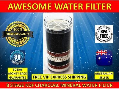 1 x Awesome Water Filter - Prestige Water - Healthy Water 4 U Replacement filter