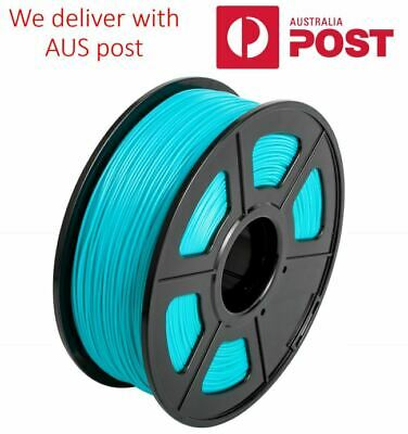 0.02mm 3D Printer filament 1.75mm PETG, Nylon, Flex, Glow, ABS, PLA, Wood, PVA