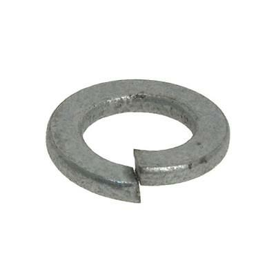 Spring Washer M8 (8mm) x 14.8mm x 2mm Metric Flat Section HDG Galvanised