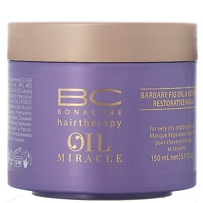 Schwarzkopf BC Bonacure Barbary Fig Oil & Keratin Restorative Mask 150ml for wom