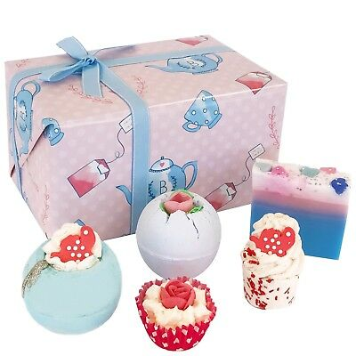 Bomb Cosmetics Gift Packs Time For Tea gift set