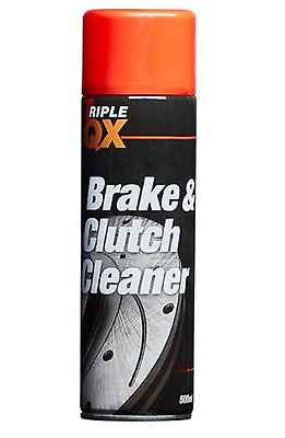 Triple qx brake clutch cleaner 500 ml spray