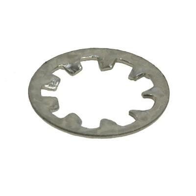 Internal Tooth Lock Washer M2 (2mm) Metric Star Stainless Steel G304