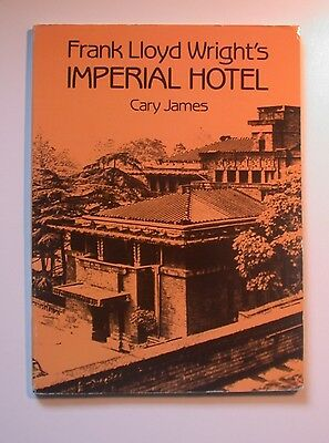 Frank Lloyd Wright's Imperial Hotel, Cary James